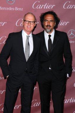 Michael Keaton, Alejandro Gonzalez Inarritu