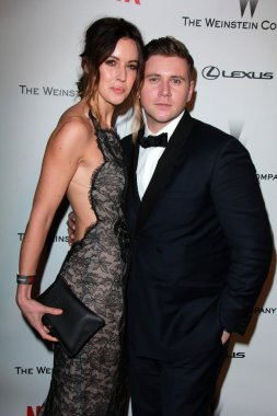 Charlie Webster, Allen Leech