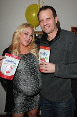 Michael Biehn,  Jennifer Blanc-Biehn