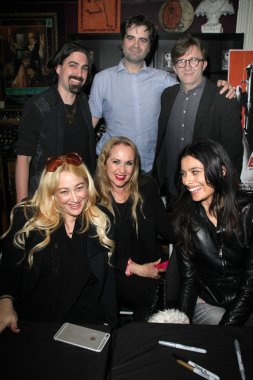 Bear McCreary, Joe Lynch, Steve Gainer, Jennifer Blanc-Biehn, Jenise Blanc, Gabby Wright