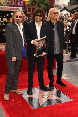 Tom Petty,  Jeff Lynne, Joe Walsh