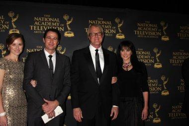 Mr & Mrs Gib Gerard, John Tesh, Connie Sellecca