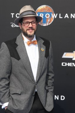 Michael Giacchino at the