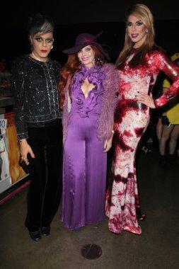 Sham Ibrahim, Phoebe Price, Kelly Mantle