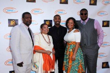 Michael B. Jordan, Family