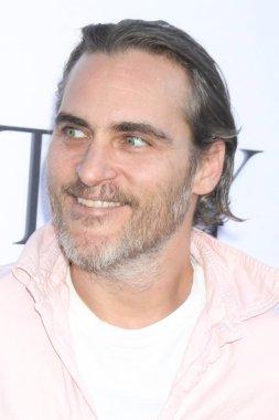 Joaquin Phoenix at the