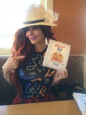 Phoebe Price in  International House of Pancakes