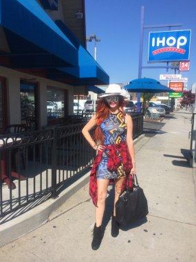 Phoebe Price in  International House of Pancakes