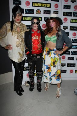 Michael Jackson Impersonator, Phoebe Price, Sham Ibrahim