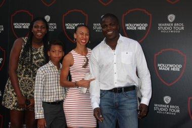 Reno Wilson, family