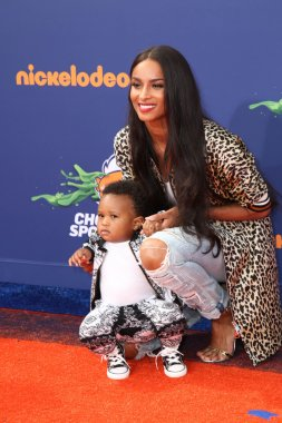 Ciara with son Future
