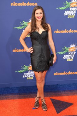 Carli Lloyd - actress