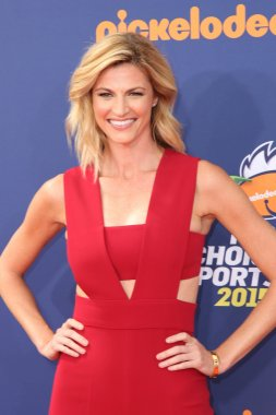 Erin Andrews -  sportscaster, journalist,television personality
