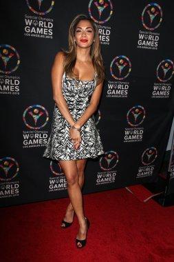 Nicole Scherzingez - actress
