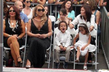 Mariah Carey, Moroccan Scott Cannon, Monroe Cannon