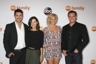 Ryan Paevey, Finola Hughes, Laura Wright, Billy Miller