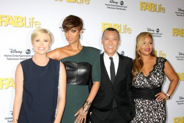 FABLife Cast, Tyra Banks