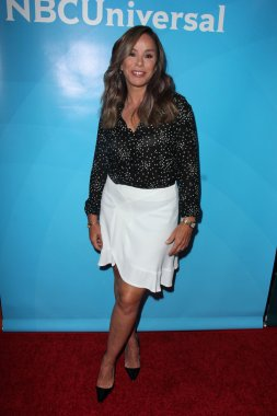 Melissa Rivers at the NBC