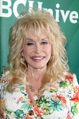 Dolly Parton at the NBC