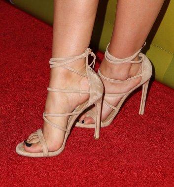Sophia Bush at the NBC