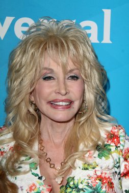 Dolly Parton at the NBC