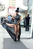 Bai Ling at the Call Me King Screening