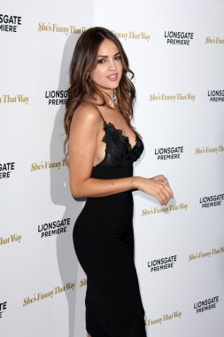 Eiza Gonzalez at the