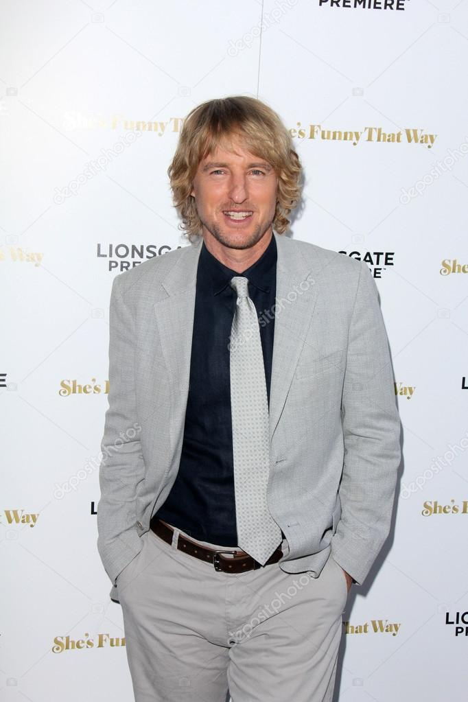 Owen Wilson at the