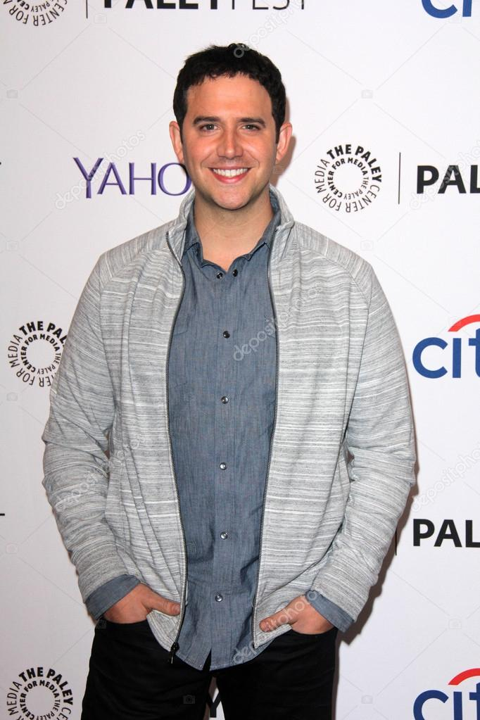 Santino Fontana at the PaleyFest 2015 Fall