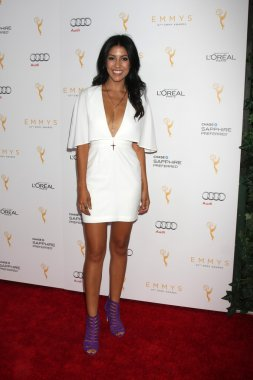 Stephanie Beatriz at the 67th Emmy Awards
