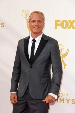 Patrick Fabian at the 67th Annual Primetime Emmy Awards