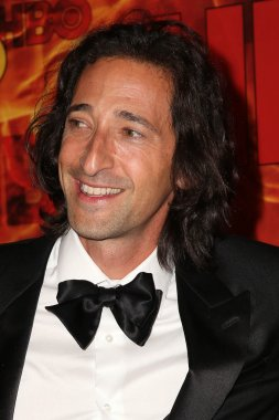 Adrien Brody -HBO Primetime Emmy Awards After-Party