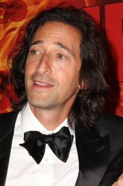 Adrien Brody - HBO Primetime Emmy Awards After-Party