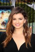 Rebecca Black at the Goosebumps