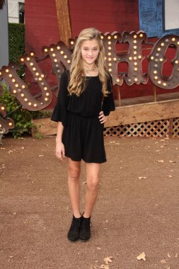 Lizzy Greene at the