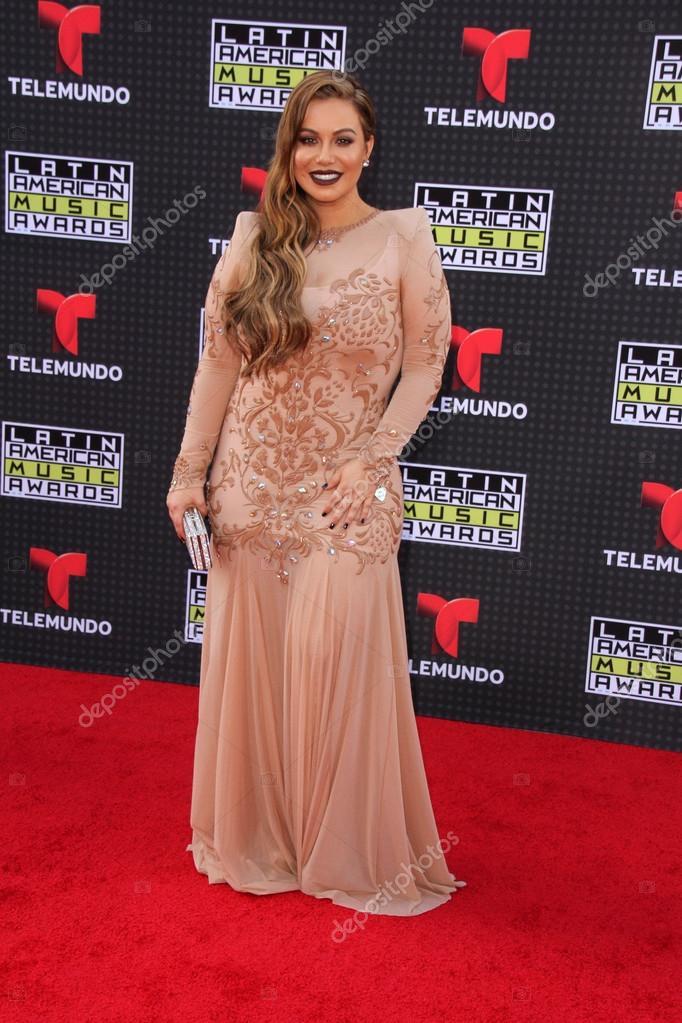 Chiquis Rivera at the Latin American Music Awards