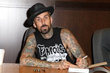 Travis Barker In-Store