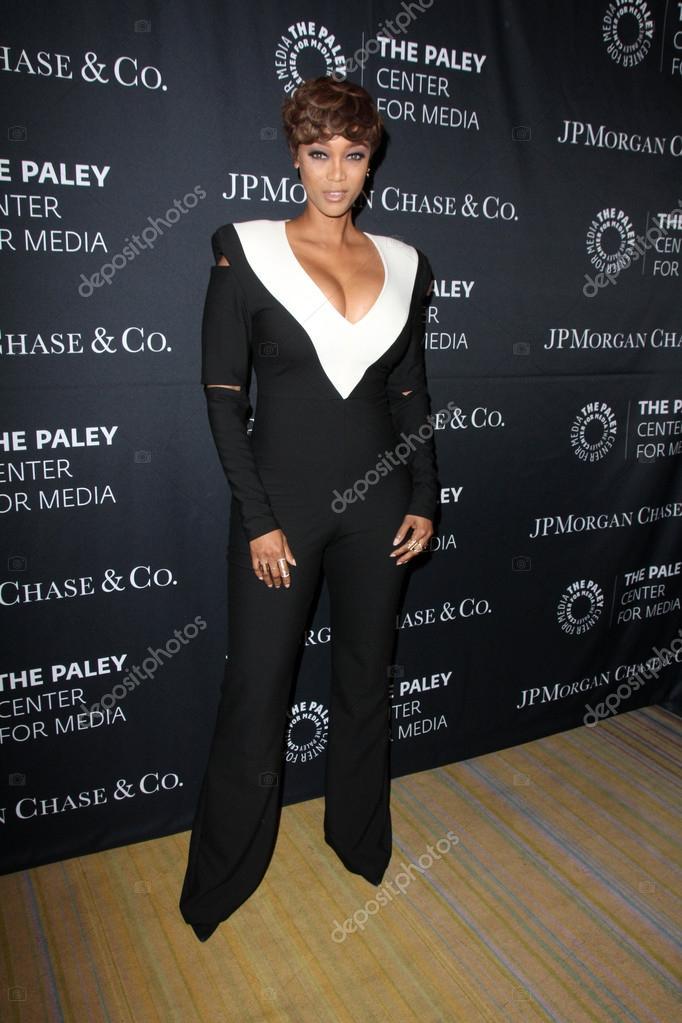 Tyra Banks - model