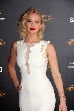Jennifer Lawrence - actress