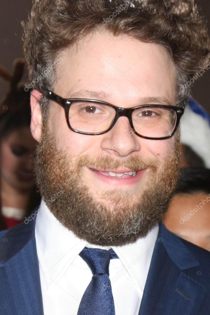 seth rogen beard