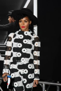 Janelle Monae at the