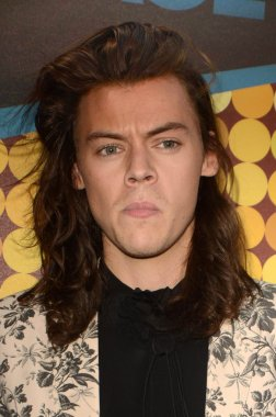 Harry Styles  at the 2015 American Music Awards