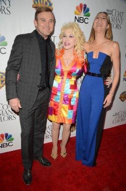 Ricky Schroder, Dolly Parton, Jennifer Nettles
