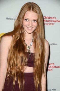 Larsen Thompson - actress