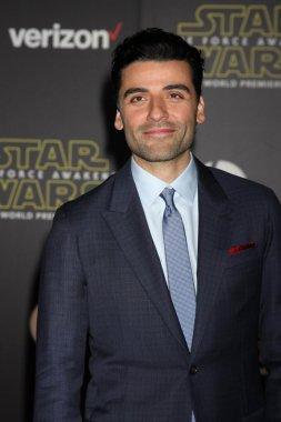 Oscar Isaac at the