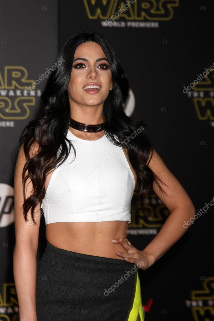 "Emeraude Toubia at the ""Star W..."