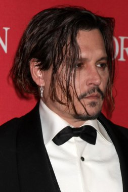 Johnny Depp - actor