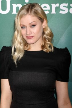 Olivia Taylor Dudley - actress