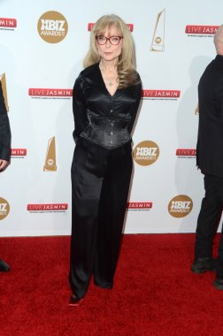 Nina Hartley at the 2016 XBIZ Awards