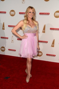 Stormy Daniels at the 2016 XBIZ Awards